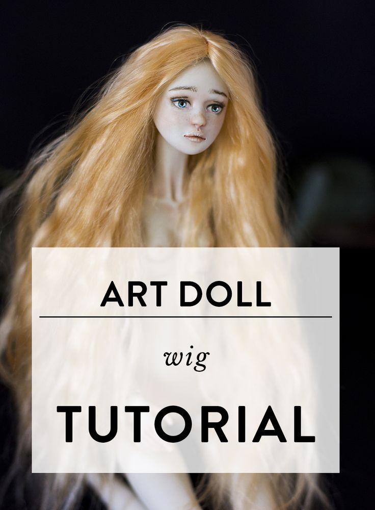 A hairstyle, that your doll wears, is such an important element shaping the whol...