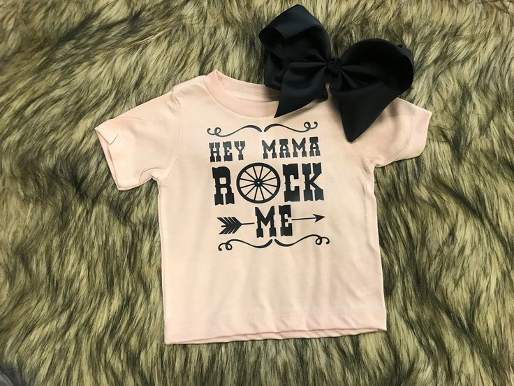 Hey Mama ROCK Me!  etsy.com/shop/MyMonogramsandMoreDB or click the link in our b...