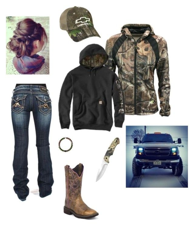 """Love this truck❤️❤️"" by johndeerebabe on Polyvore featuring Miss Me, Ju..."