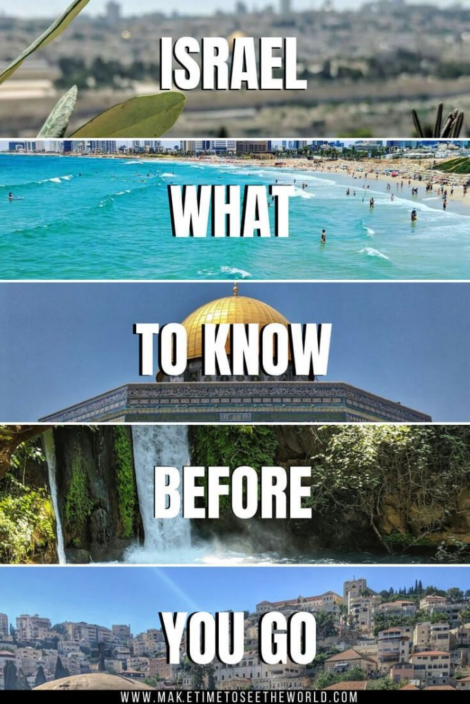Essential Israel Travel Tips: What to Know Before You Go! The Holy Land can be a...
