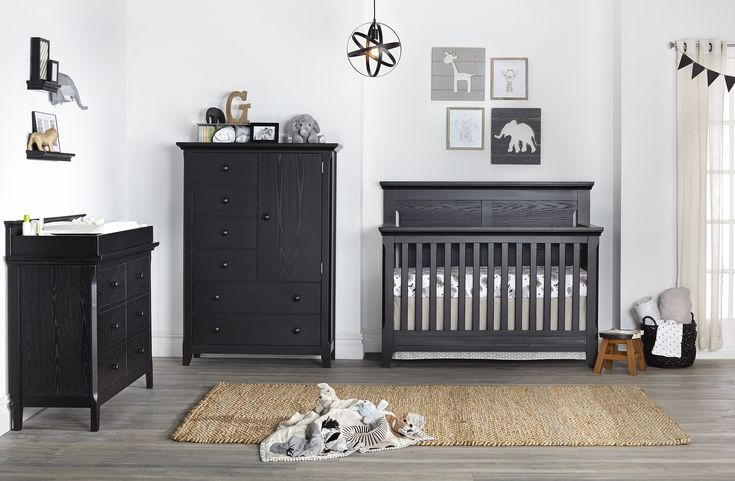 Overland Nursery Furniture Collection from Baby Cache - their newest finish - Fo...