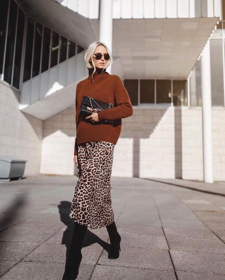 casual winter dresses 50+ best outfits to wear in Florida #winteroutfits #outfit...