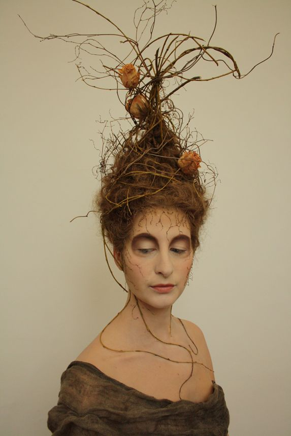 Make bird's nest costume yourself | Costume Idea for Carnival, Halloween, Carnival ...