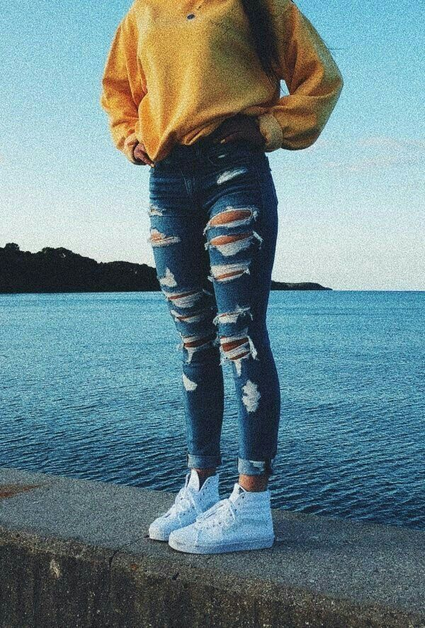Copy 43 Casual Chic Fall Outfits Ideas Now - #casual #FallOutfitsI ...