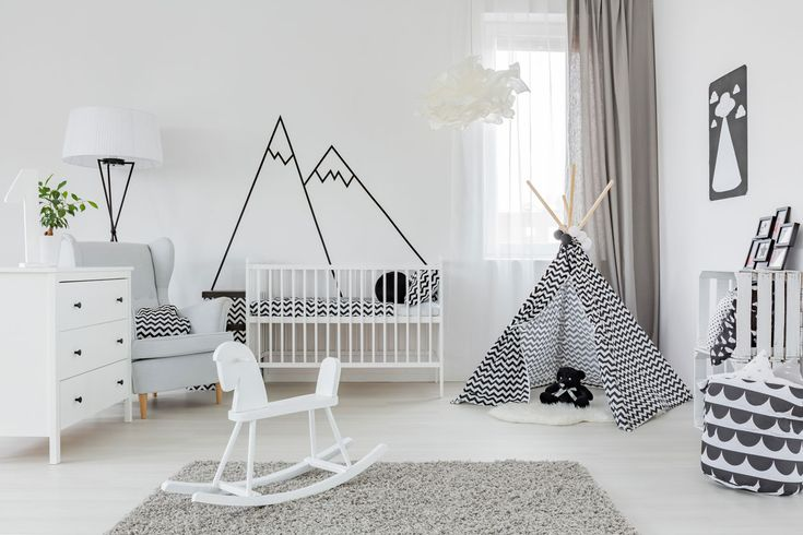Baby room neutral