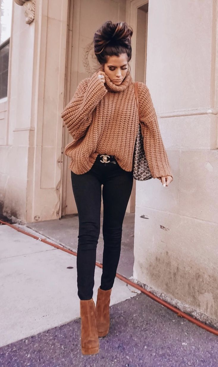 40+ MUST HAVE CASUAL WINTER OUTFITS THAT LOOK EXPENSIVE - the best cold weather ...