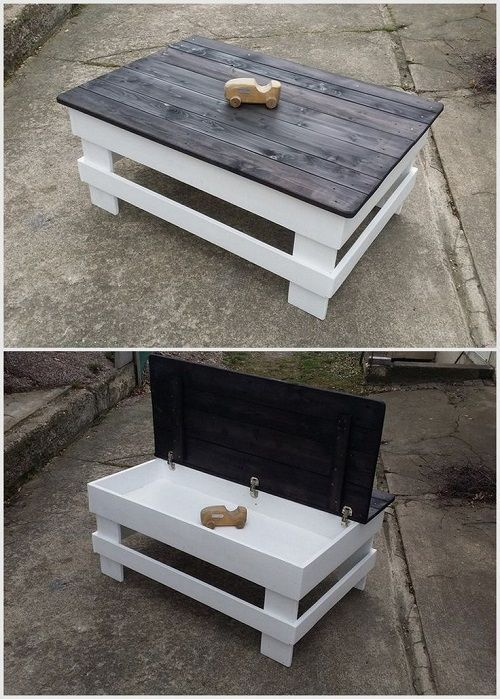 20 beautiful wooden pallet furniture ideas for your patio #wood pallet # ideas #mobi ...