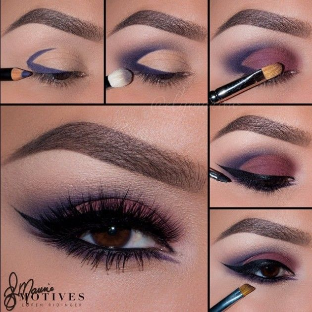 tutorial maquillaje ojos mejores equipos - Page 6 of 14 - fashion-style.es