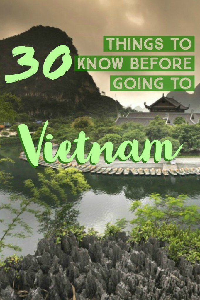 Planning your trip to Vietnam? Here are the 30 things to know before going to Vi...