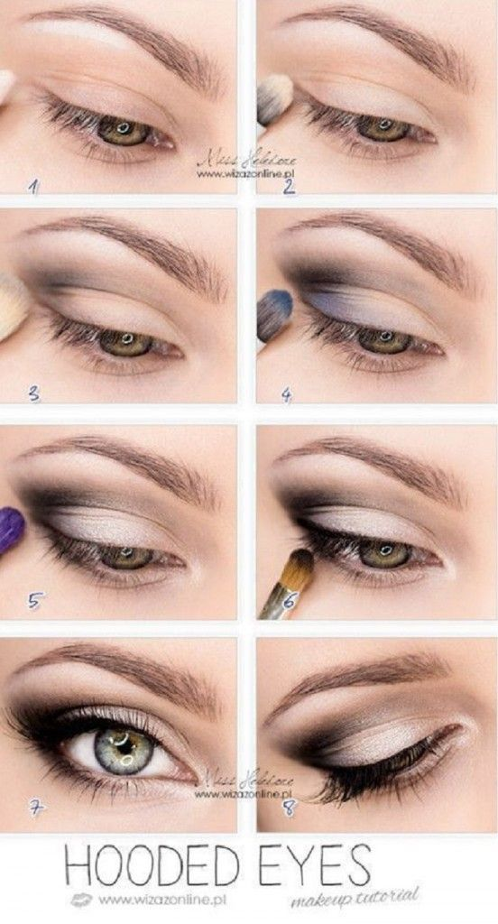 Top 10 Easy Makeup Tutorials for Eyes with Hood - Tips and Hacks