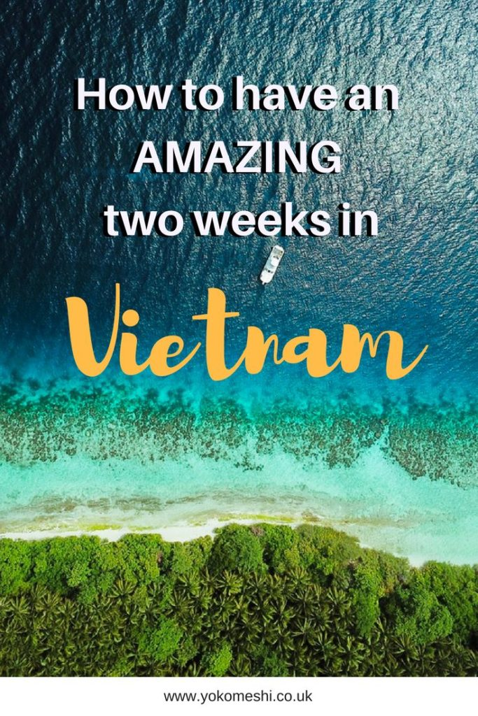 A complete Two week Vietnam Travel guide and itinerary.   Featuring Tips and tri...