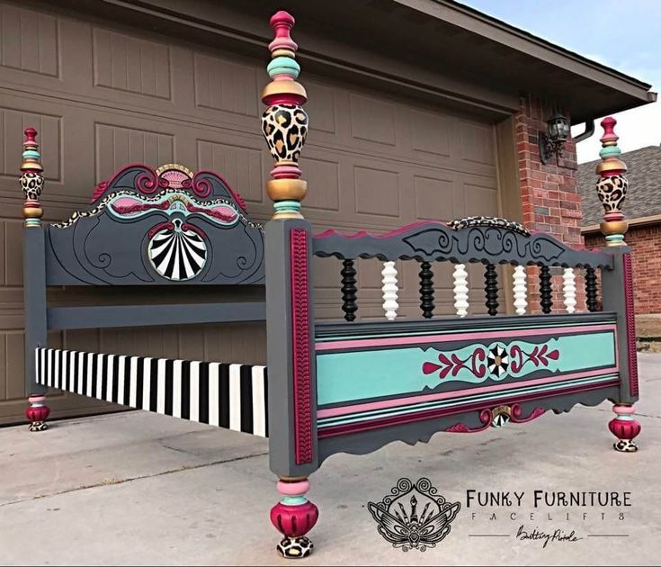 Brittany Pistole - Funky Funriture Facelifts - Funky and Fabulous 79