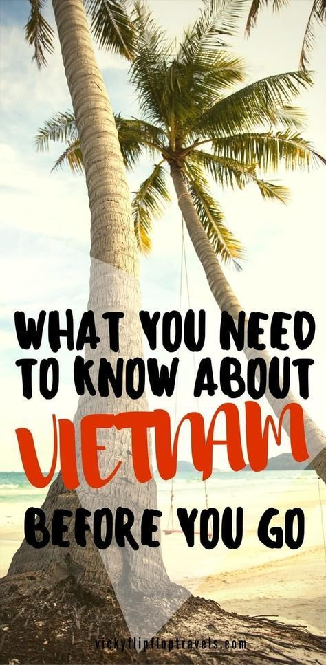 Here's everything you need to know about Vietnam before you go. #Vietnam #lovevi...