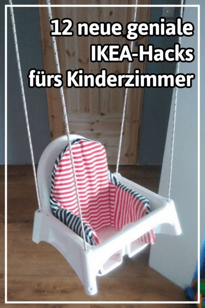 12 new ingenious Ikea hacks that make every nursery more beautiful and cozy ...