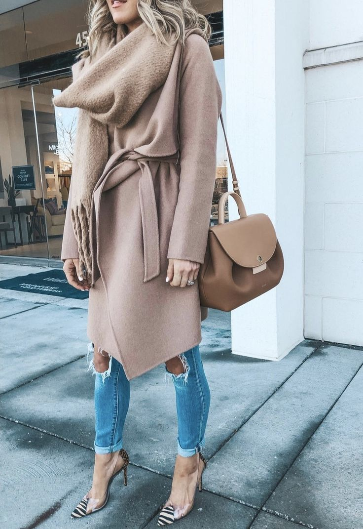December Inspo Edit: 40+ Casual Winter Outfits That Look Expensive ⋆ The Chic ...