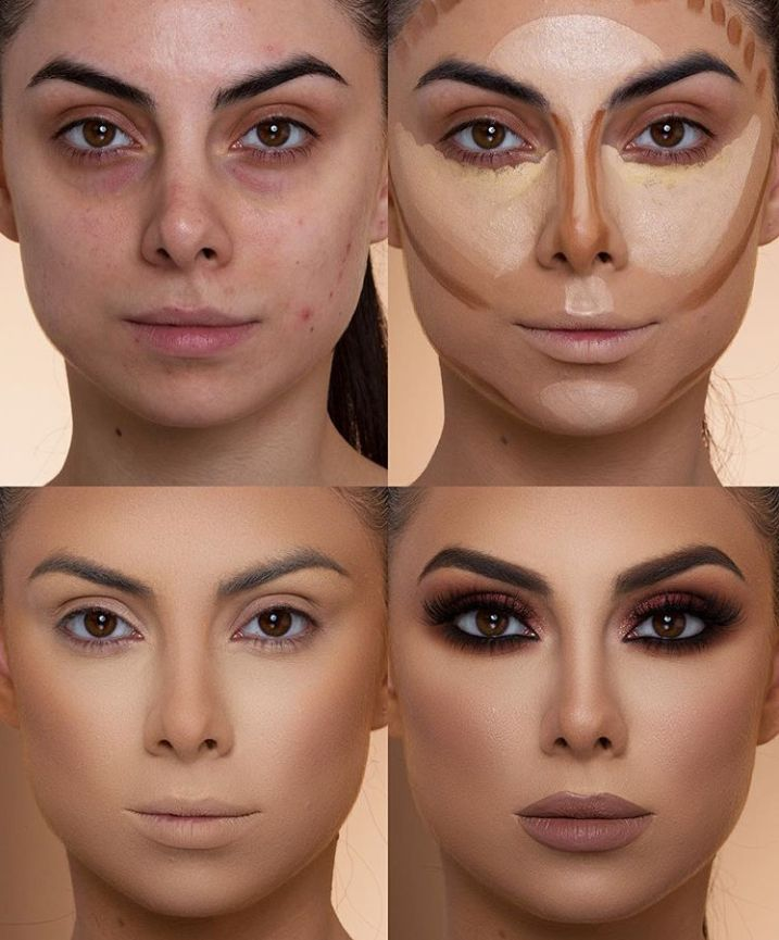 We all love love make up because it makes us feel that much more confident in ou...