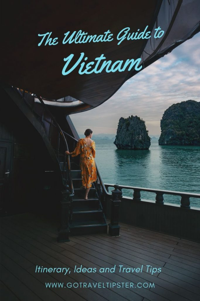 Plan to travel to #Vietnam? Check out the ultimate Vietnam #guide featuring Ho C...