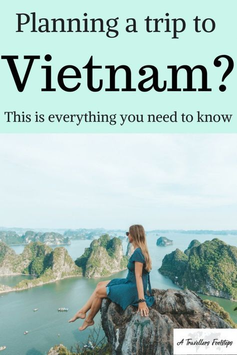Planning a trip to Vietnam? This is everything you need to know