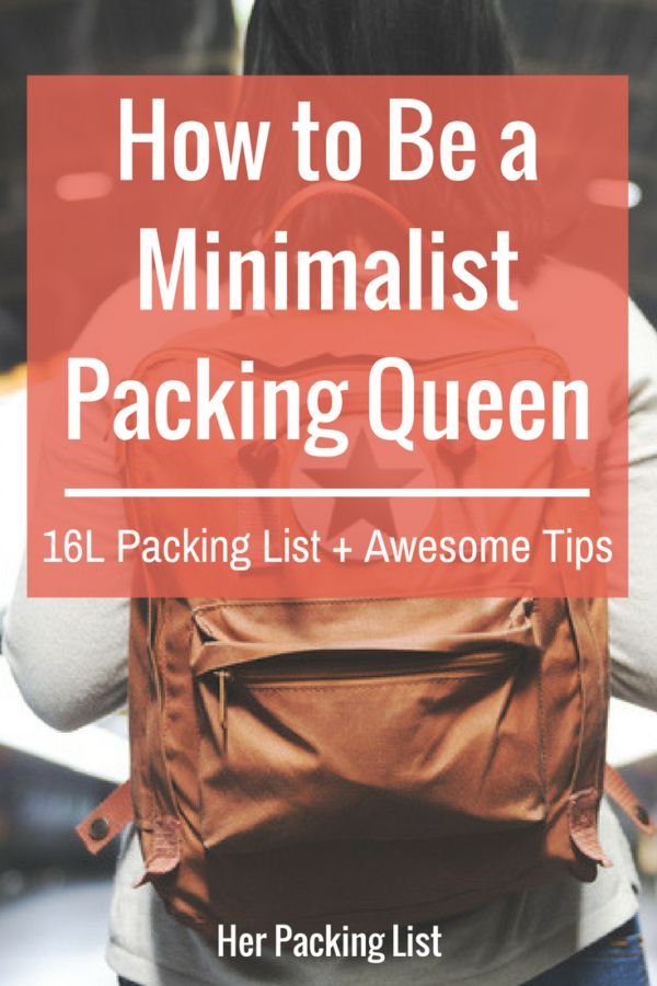 Think you need a lot of luggage to be prepared for travel in multiple climates? ...