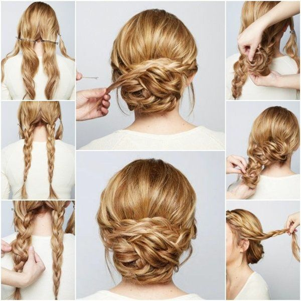 Hairstyles 2015 - The freshest summer trends for long hair