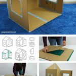 30 Amazing Cardboard DIY Furniture Ideas - #Amazing #Cardboard #DIY #Furniture #...