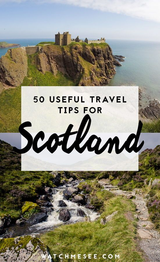 Planning a trip to Scotland? Here are my BEST 50 travel tips to make your planni...