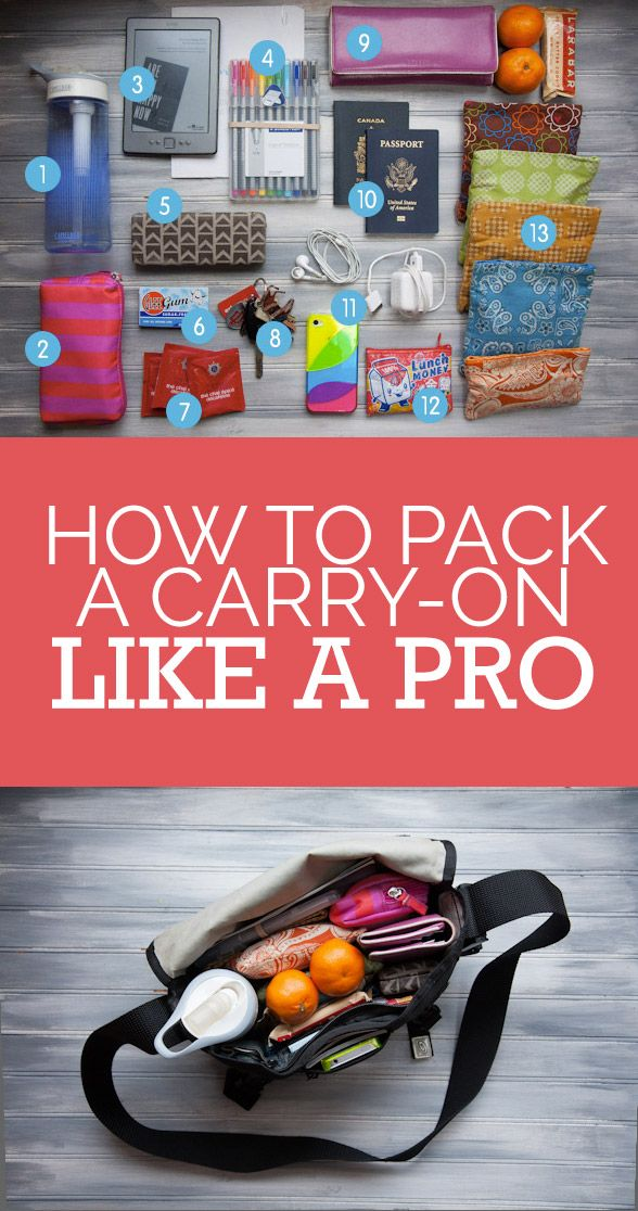 As I was packing for our trip to Canada last week, I starting thinking about the...