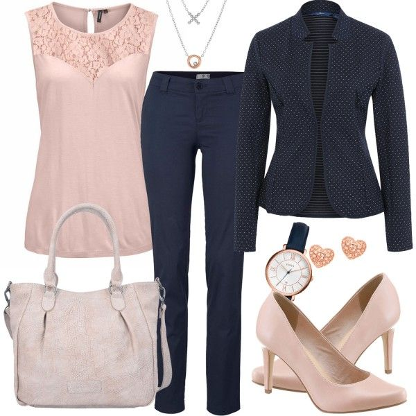 Business Outfits: Buero Style bei FrauenOutfits.de