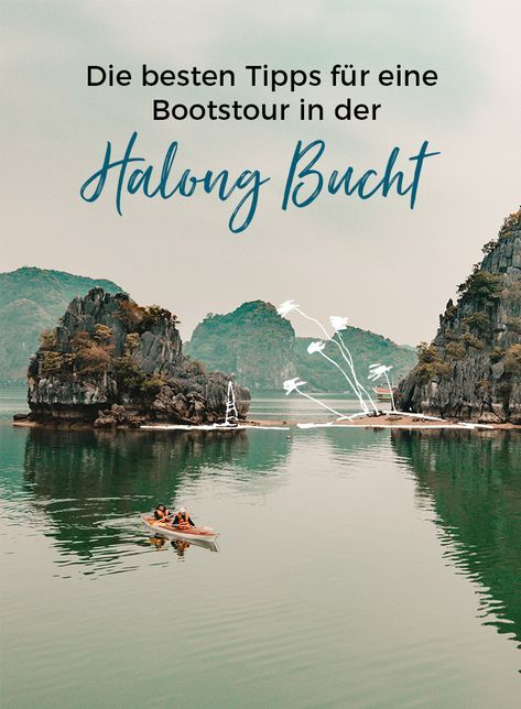 Halong Bay in Vietnam is one of the world's most important heritage sites. V ...