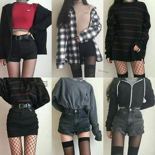 15 ways to look stylish wearing grunge outfits 7 15 ways to look stylish wearing...