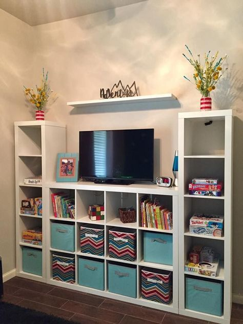 Games room storage # storage #game room