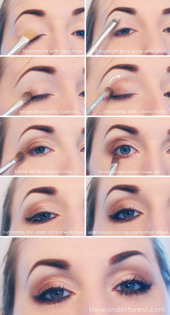 Get ready for Date Night with these 20 Smokey Eye Tutorials #beaut ...