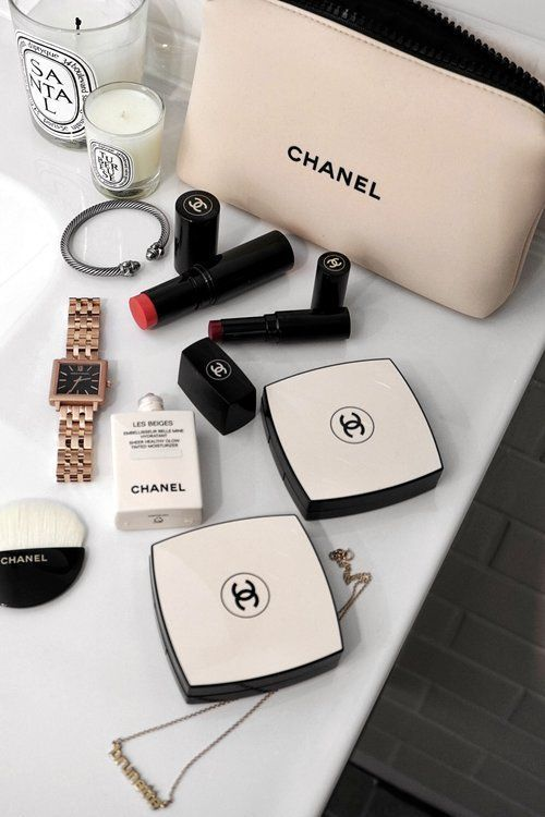 woahstyle.com - chanel les beige spring summer 2018 #chanel #lesbe ... - #be ...