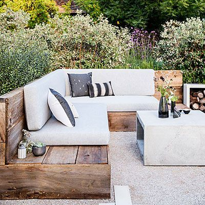 Best garden furniture for terraces, patios & gardens - #Best # for #garden #garden ...