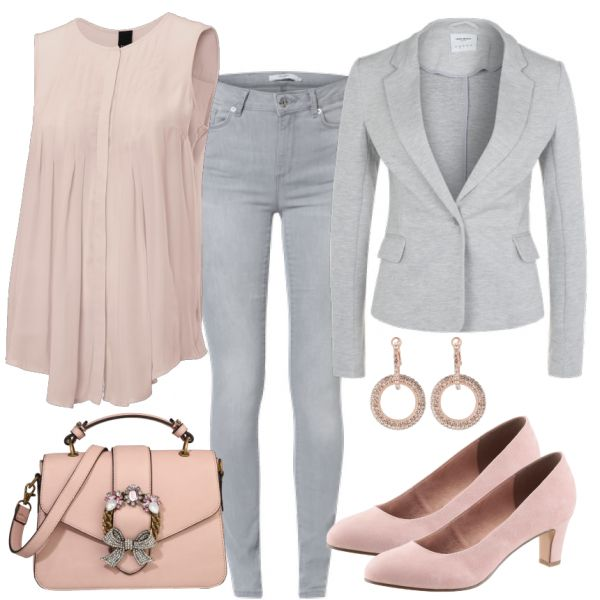 Business Outfits: Farbakzente bei FrauenOutfits.de #businessoutfit #business #b...