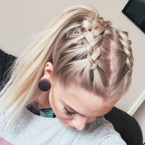 27 Most Beautiful Braided Hairstyles - New Ladies Hairstyles