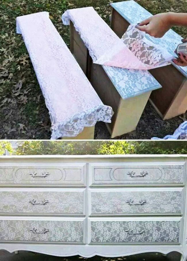 4 ingenious DIY hacks, with which you can quickly upgrade your furniture