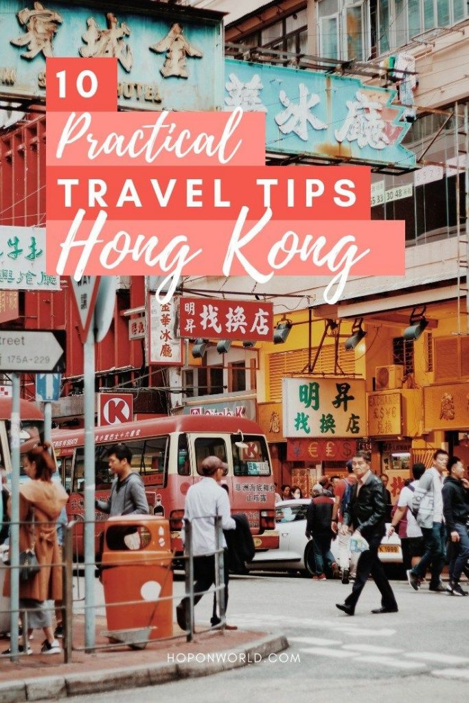 Hong Kong // Travel Tips // Are you planning a trip to Hong Kong? Even if you ar...