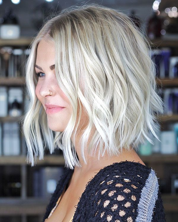 78 Latest Best Short Haircuts 2019 # Hairstyles # Hairstyles #Hair Colors #Short Hair ...