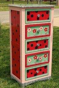 Whimsical+Hand+Painted+Art+Furniture | Whimsical Hand Painted Art Furniture | br...