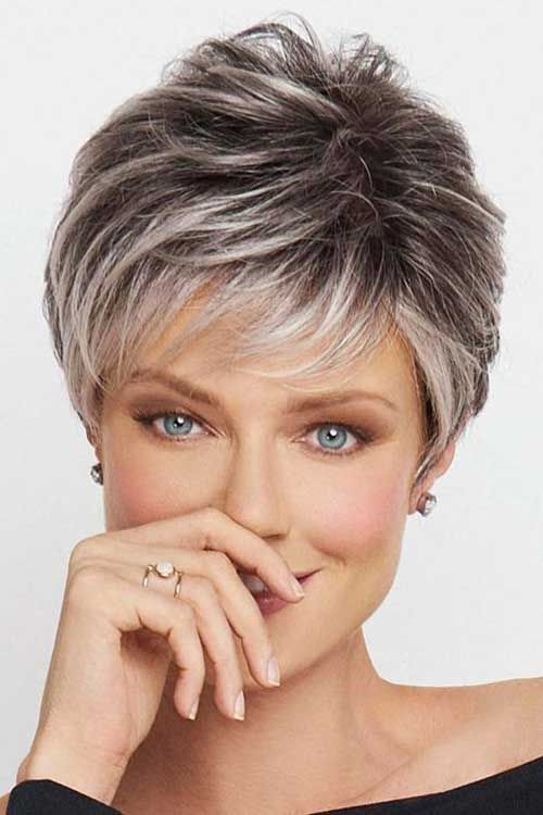 Best short haircuts for older women with 20 pictures #last #best # picture ...