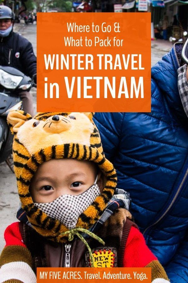 Here's everything you need to know for a great winter trip to Vietnam, including...