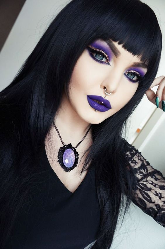 Witch Makeup 10 - #blackheads #Makeup #Witch