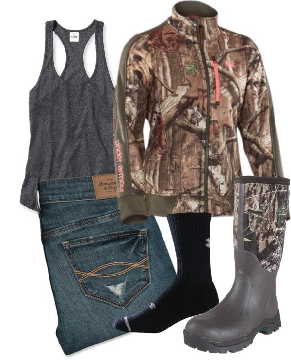 """Outfit for yesterday"" by backwoods-princess ❤ liked on Polyvore"