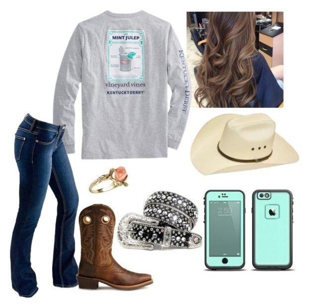 """Girls day w/ Mom"" by shelbydog1162 ❤ liked on Polyvore featuring Bullet, Aria..."