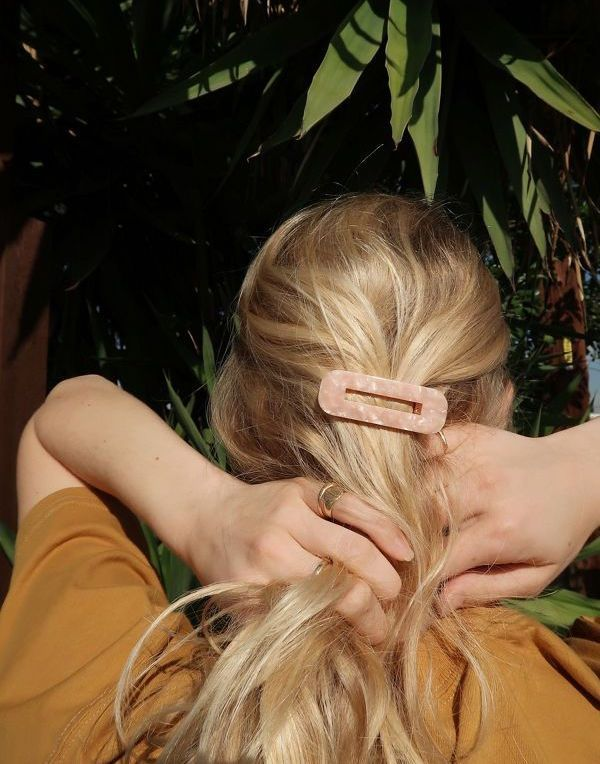 8 Other Reasons Spice Square Hair Clip
