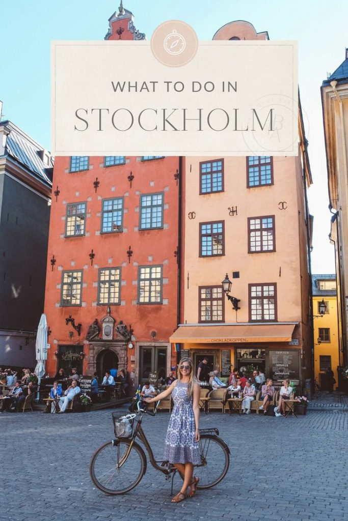 Stockholm is made up of 14 islands and is a beautiful city. This Stockholm Trave...