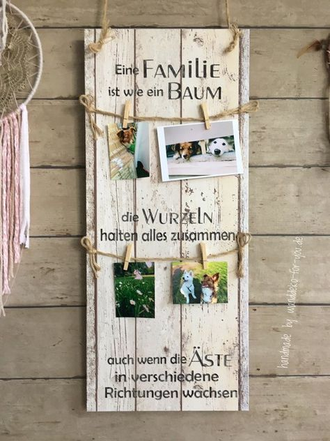 A family is like a tree (with a drawstring) vintage, banner label, sayings, ...