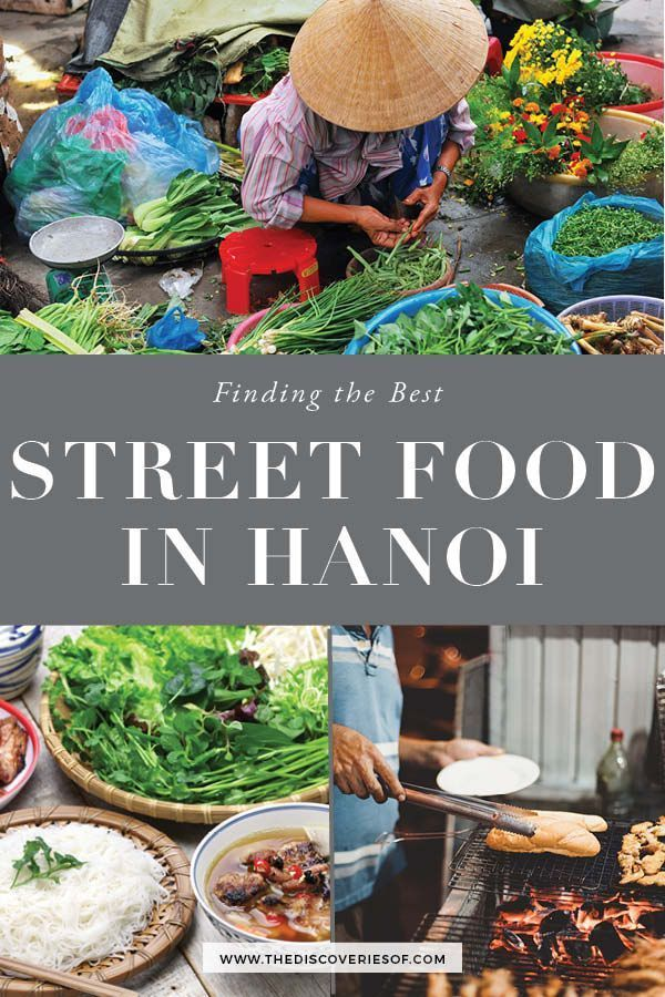 The Hanoi food guide: the best things to eat and dishes to try in Hanoi on a coo...