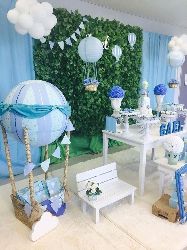 Ideen66 ideas for unique baby shower designs for boys 5